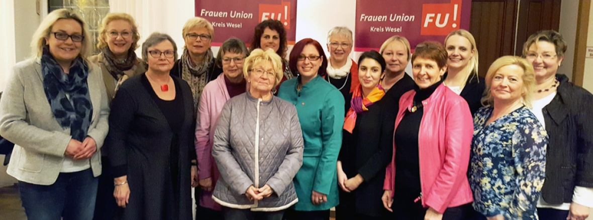 Frauen Union Wesel