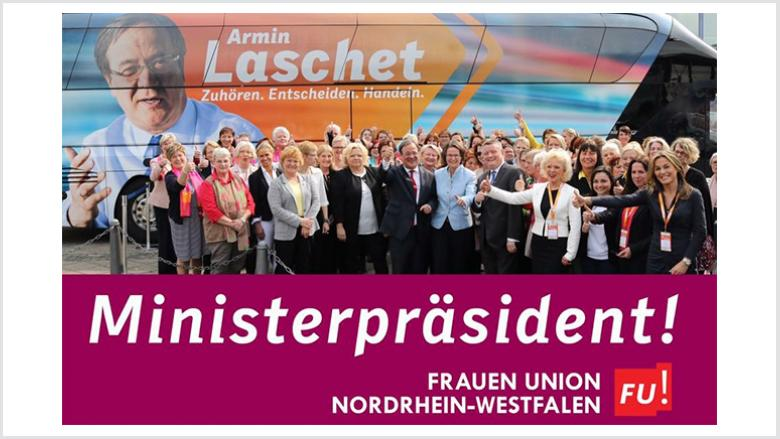 Arminlaschet Wahlkampf