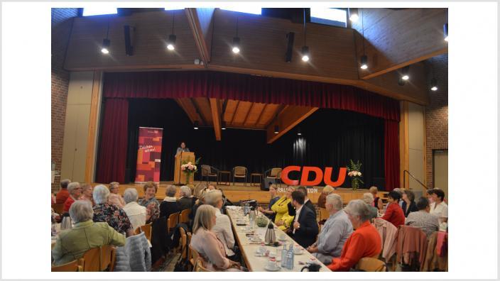 Politisches Frühstück der Frauen Union Kreis Wesel